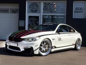 BMW M4 DTM von TVW Car Design
