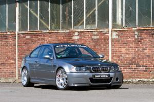Beliebter Tracktool-Klassiker: BMW E46 M3 CSL