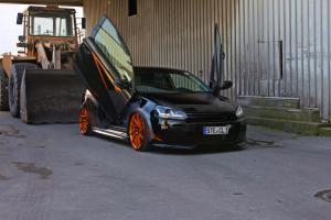 VW Golf VI Sechser-Eisen
