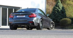 BMW M235i Eurotuner Industries