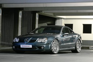 Mercedes-Benz SL65 AMG von MR Car Design
