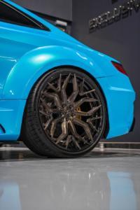 Mercedes-Benz C 217 S 500 babyblau von M&D exclusive cardesign