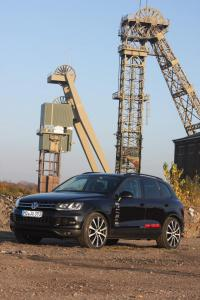 VW Touareg 3.0 TDI BMS Racing