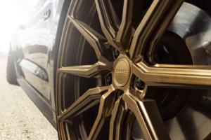 Ford Mustang GT von Vossen Wheels