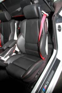 BMW E46 330Ci Cabriolet White Lady