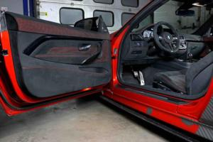 BMW F82 M4 von ECD-Performance