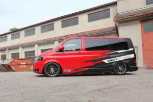 VW Bus T5 von Peicher Automotive