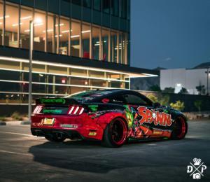Ford Mustang GT von Projekt Cars II