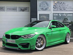 BMW M4 von TVW Car Design