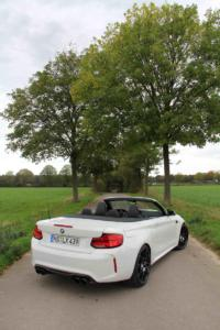 BMW F87 M2 Competition Cabriolet von Mantec Racing