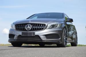 Inden Design Mercedes-Benz A-Klasse W176 Tuning Optik Felgen Karosserie-Anbauteile Tieferlegung Leistungssteigerung Bremsen-Upgrade