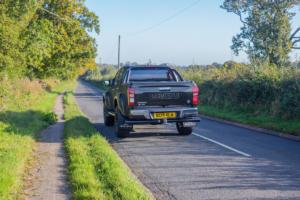 Isuzu D-Max Arctic Trucks AT35 Neuheit Pick-up Großbritannien