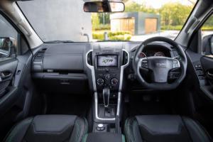 Isuzu D-Max XTR Colour Edition Neuheit Großbritannien