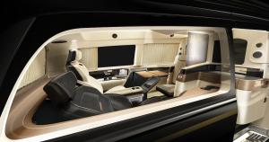 Italdesign Vulcanus Mercedes-Benz V-Klasse 447 Großraumlimousine Luxusliner Xingchi Automobiles China