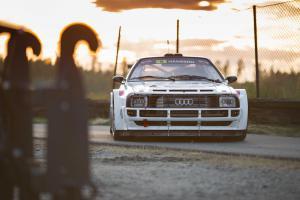 1981er Audi Quattro