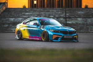 M2 Art Car