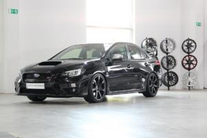JMS Fahrzeugteile Subaru WRX STI Tuning Cor.Speed Challenge Felgen