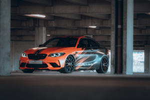 JMS Fanrzeugteile Live Stream Tuning Event 2020 BMW M2