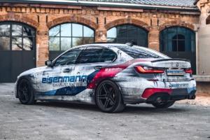 JMS Fanrzeugteile Live Stream Tuning Event 2020 BMW G20 3er Eisenmann