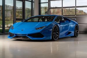 JMS Fanrzeugteile Live Stream Tuning Event 2020 Lamborghini Huracan