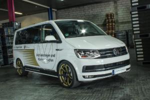 JMS Fahrzeugteile VW T6 Multivan Felgen Cor.Speed Challenge Tieferlegung Leistungssteigerung