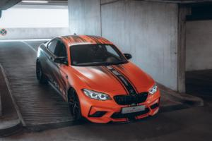 JMS BMW M2 Competition
