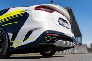 Kia Stinger 2.2 CRDi von AMJ-Fahrzeugdesign