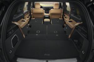 Jeep Grand Cherokee L Siebensitzer SUV Neuheit US-Car Offroader 4x4 Geländewagen