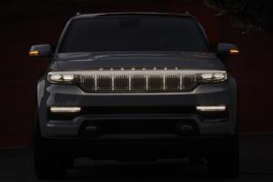 Jeep Grand Wagoneer Concept Neuheit Studie Ausblick Vorstellung Premium Luxus Full-Size-SUV Siebensitzer