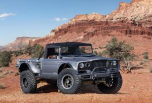 Jeep M-715 Five-Quarter 2