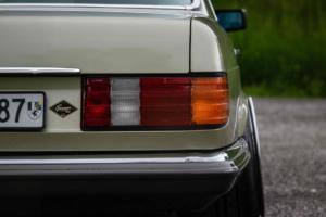 Mercedes-Benz W126 500 SE Ground Governor