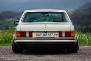 Mercedes-Benz W126 500 SE Ground Governor