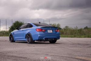 BMW M4 HS Motorsport / VOSSEN Wheels