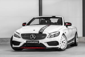 Domanig C 43 S Cabrio (Basis Mercedes-AMG A205 C 43 4MATIC Cabrio)
