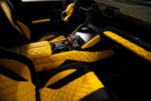 Keyvany Lamborghini Urus Bodykit Felgen Leistungssteigerung Innenraumveredlung SUV