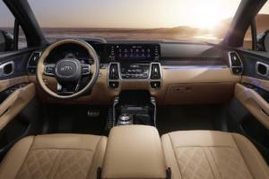 Kia Sorento SUV Neuheit Premiere Genfer Autosalon 2020 4. Generation