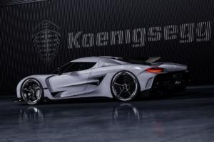 Koenigsegg Jesko Absolut Hypercar Premiere Genf Neuheit Geschwindigkeitsrekord