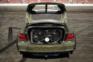 BMW E92 Eurofighter-Driftcar von HGK Motorsport