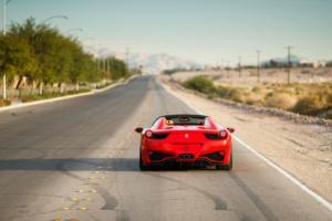 Ferrari 458 Spider von Sheepey Race & CSF