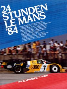 ÚMotorsport, 50 Jahre Porsche-Gesamtsiege in Le Mans