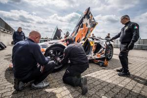 Lamborghini Aventador SVJ Jota Rundenrekord Nürburgring Nordschleife