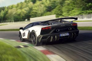 Lamborghini Aventador SVJ Neuheit Sportwagen Mittelmotor-Coupé Nürburgring Rundenrekord