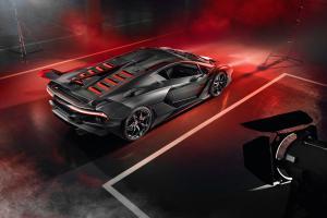 Lamborghini SC18 Alston Einzelstück One-Off Squadra Corse