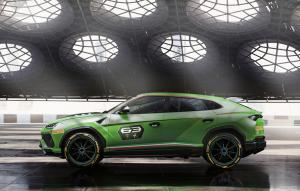 Lamborghini Urus ST-X Concept SUV Offroader Rennwagen Markenmeisterschaft