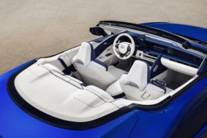 Lexus LC 500 Cabriolet Neuheit V8 Sportwagen