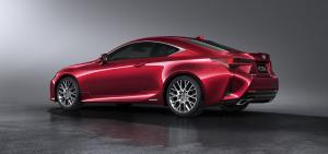 Lexus RC Facelift Coupé Mittelklasse Premiere Pariser Autosalon Mondial de l'Automobile