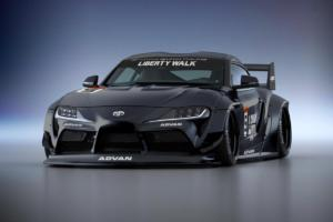 2020 Toyota Supra Liberty Walk