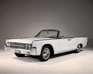 Lincoln Continental Cabriolet 1962