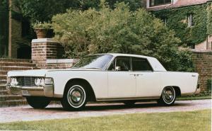 Lincoln Continental Hardtop 1965