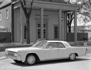 Lincoln Continental Limousine 1962